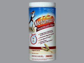 Metamucil Coarse Original 29 Oz