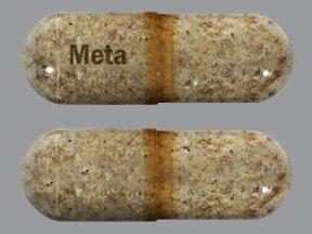 Metamucil Digestive Health Capsule 160