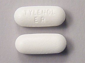 Image 2 of Tylenol Extra Strength 325 Caplets