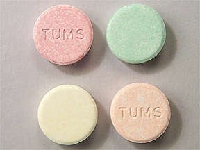 Image 0 of Tums Ultra Fruit Flavore 160 Tablets.