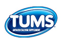 Image 2 of Tums Ultra Fruit Flavore 160 Tablets.