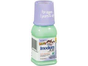 Image 0 of Imodium A-D Anti-Diarrheal Liquid 4 oz Mint