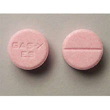 Image 0 of Gas-X Extra Cherry Creme Chewable Tablets 18