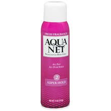 Aquanet Super Hold Scented Hair Spray 11 Oz