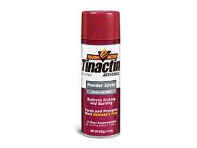 Tinactin Antifungal Value Size Powder Spray 4.6 Oz