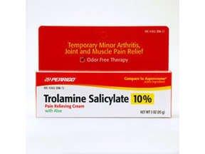 Arthricream Trolamine Salicylate Topical Analgesic With Aloe Rub Cream 3 oz
