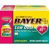 Bayer Aspirin Regimen 81 Mg Low Dose Tablets 120