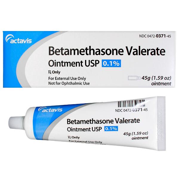 Prescription Drugs-B - Betamethasone Valerate