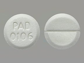 Bromocriptine Mesylate 2.5 Mg Tabs 100 By By Perrigo Pharma.