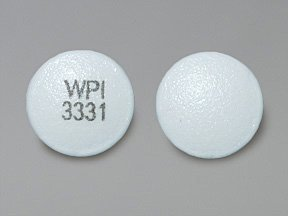 Image 0 of Bupropion XL 150mg Tablets 1X30 each Mfg.by: Watson Labs USA