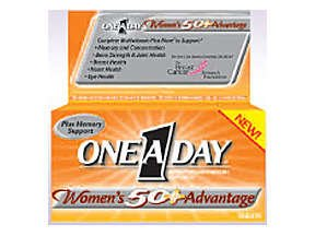 Image 0 of One-A-Day Womens 50+ Advantage Tablets 50 Each