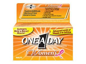 Image 0 of One-A-Day Womens Tablets 100