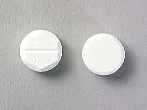 Zyloprim 100 Mg Tabs 100 By Sebela Pharma