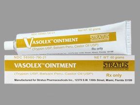 Vasolex Ointment 1X60 Gm Mfg. By Stratus Pharm Inc