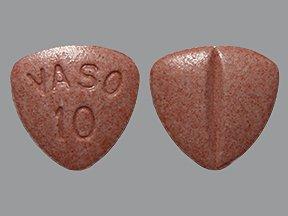 Vasotec 10 Mg 30 Tabs By Valeant Pharma.