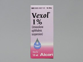 Image 0 of Vexol 1% Drop 10 Ml By Alcon Labs