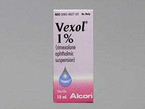 Vexol 1% Drop 10 Ml By Alcon Labs