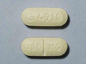 Image 0 of Sertraline 100 Mg Tabs 30 By Greenstone Ltd.