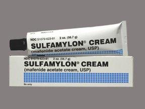 Sulfamylon 8.5% Cream 2 Oz By Mylan Pharma