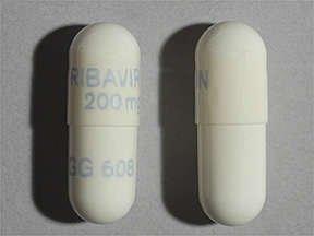 Ribavirin prescribing information sandoz
