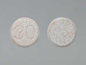 Prevacid Solutab 30 mg Tablets 10X10 Unit Dose Package Mfg. By Takeda - Preva