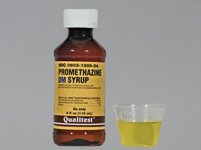 Promethazine Dm 6.25 15 Mg Syrup 4 Oz By Qualitest Products