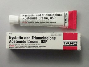 triamcinolone acetonide cream for allergic reaction
