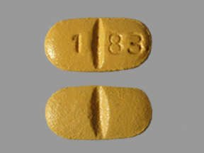 Image 0 of Oxcarbazepine 150mg Tablets 10X10 Each Unit Dose Package By American Health Pack