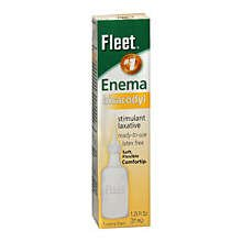 Fleet Bisacodyl Enema, Ready To Use 37 Ml