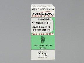 Prescription Drugs N Neomycin Polymyxin Hc Neomycin
