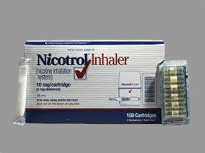 Nicotrol 4 Wk 10 Mg Inh By Pfizer Pharma