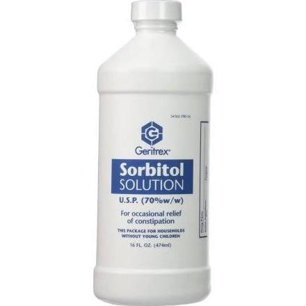 Sorbitol 70% Solution 16 Oz