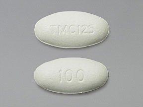 Intelence 100 Mg Tabs 120 By J O M Pharma