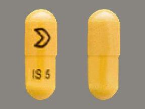 Isradipine 5 Mg Caps 100 By Actavis Pharma.