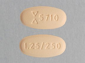 Glyburide/Metformin 1.25-250mg Tabs 500 By Teva Pharma