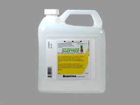Golytely Powder Solution 4000 Ml By Braintree Labs.
