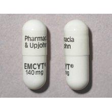 Image 0 of Emcyt 140 Mg Caps 100 By Pfizer Pharma