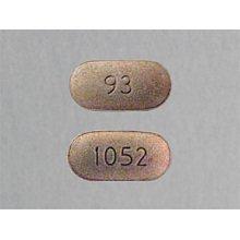 Image 0 of Enalapril Maleate/Hctz 10-25mg Tablets 1X100 each Mfg.by: Teva Pharm USA.