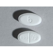 Estradiol 0.5 Mg Tabs 100 By Teva Pharma