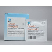 Image 0 of Estradiol Transdermal System 0.06mg/24hr Patches 4 By Mylan Pharma