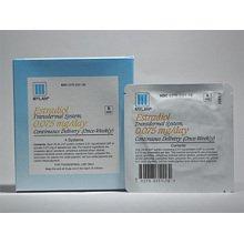 Image 0 of Estradiol Transdermal System 0.075mg/24hr Patches 4 By Mylan Pharma