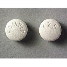 Famvir 125 Mg Tabs 30 By Novarti Pharma