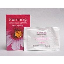 Femring 0.05mg/24hr 1 By Actavis Pharma.