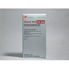 Flovent HFA 110mcg Inhaler 1X12 gm Mfg.by: Glaxo Smithkline USA.