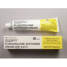 Fluocinolone Acetonide 0.01% Cream 1X60 gm Mfg.by: Fougera & Company USA.