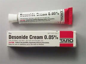 Desonide 0.05% Cream 15 Gm By Taro Pharma.