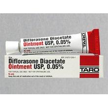 Diflorasone Diacetate 0.05% Ointment 15 Gm By Taro Pharma