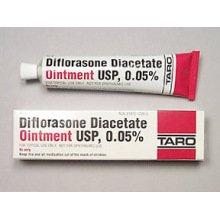 Diflorasone Diacetate 0.05% Ointment 60 Gm By Taro Pharma