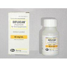 Diflucan 40mg/ml Powder for Solution 1X35 ml Mfg.by: Pfizer USA