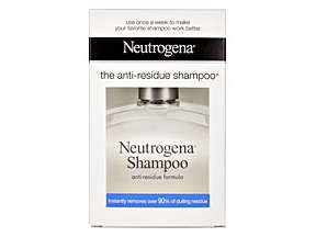 Neutrogena Anti-Residue Formula Shampoo 6 Oz